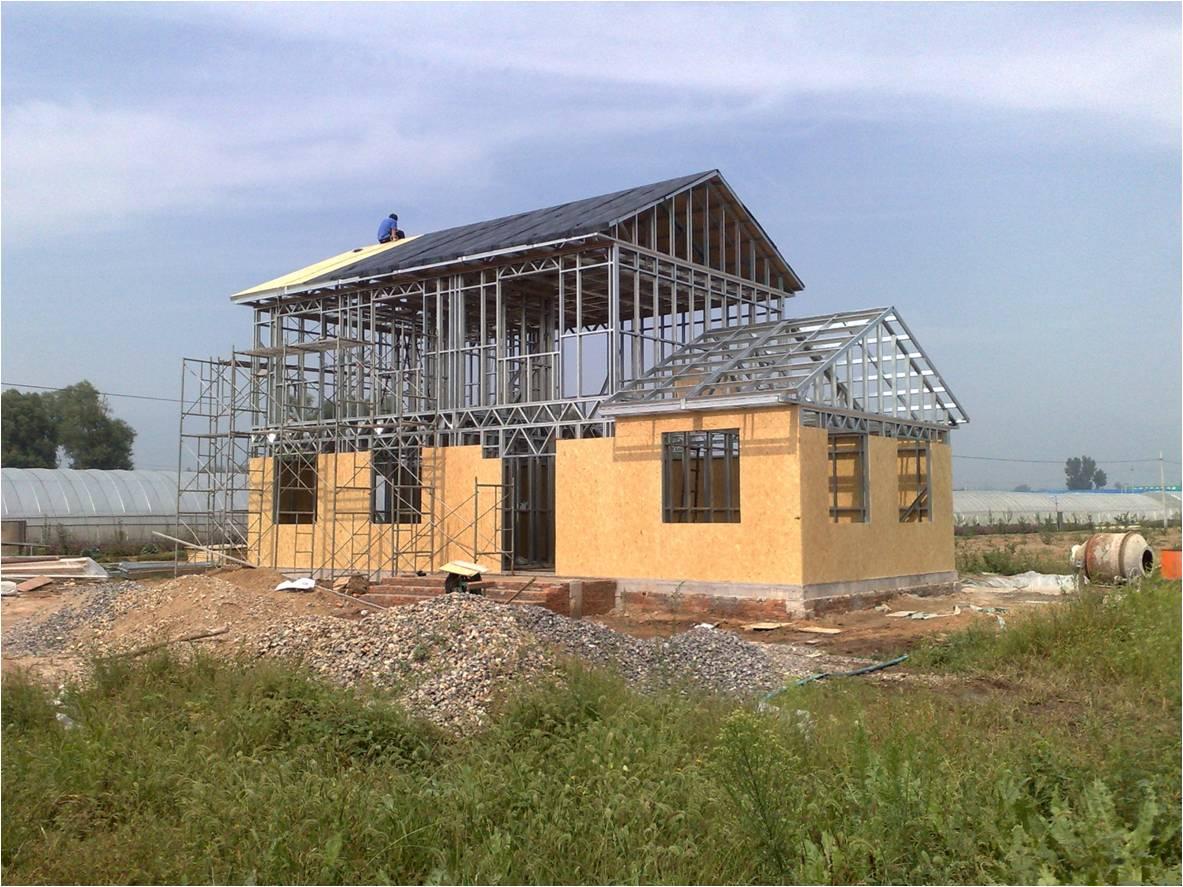 轻钢别墅建造专家